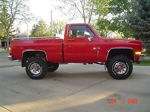 Looking for square body Chev or GMC