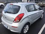 2013 Hyundai i20 Hatchback Burnie Burnie Area Preview
