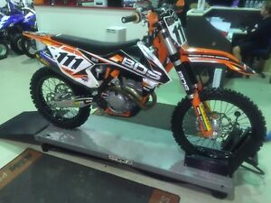 2017 KTM 350 SXF Capalaba Brisbane South East Preview