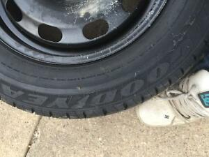 * Like New GoodYear Eagle **  195/65R15 Strathcona County Edmonton Area image 4