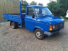 Mk2 Transit Truck 1985 £2500
