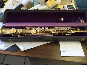 c soprano sax