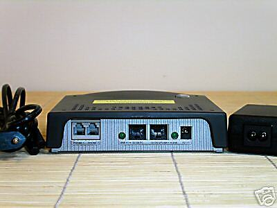 Cisco ATA188-I1-A Analog VoIP Fax IP-Phoneadapter with switch better then (Best Voip Phone Adapters)