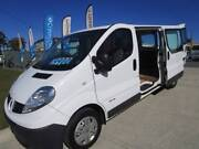 2009 RENAULT TRAFIC VAN LWB -  122000kms with Books Currumbin Waters Gold Coast South Preview