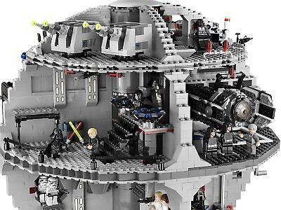 Der LEGO Star Wars Todesstern