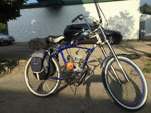 Skyhawk Gas Powered bicycle