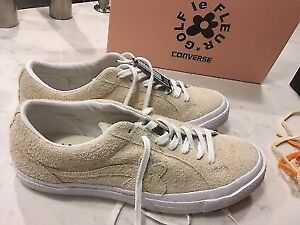 Converse One Star Uno Golf Le Fleur Tyler the Creator Shoes