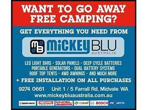 All 4x4 accessories installed at MickeyBlu Australia Midvale Mundaring Area Preview