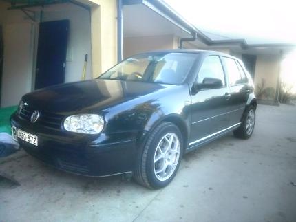 2002 Volkswagen mk 4 golf