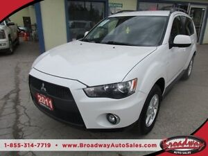 2011 Mitsubishi Outlander POWER EQUIPPED ES EDITION 5 PASSENGER