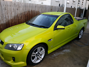 2008 Holden VE SS Ute 6 Speed Manual Cairns North Cairns City Preview