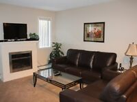 2 Bedroom 2 Bathroom Furnished Suite in Millwoods Edmonton