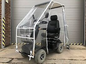 Rascal Voyager 329LE 8mph Mobility Scooter Electric inc Weather Cover & Warranty