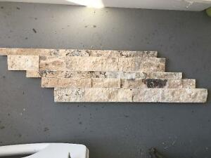 Box and a half of Split Face Picasso stone veneer Kitchener / Waterloo Kitchener Area image 1