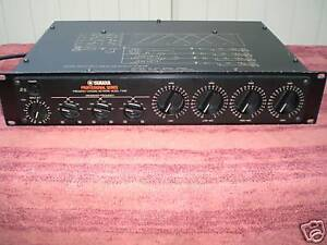 Yamaha Professional Series Frequency Dividing Network