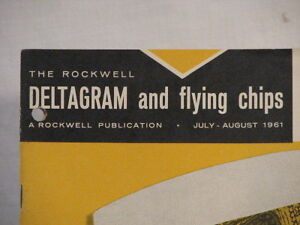 Deltagram Vintage Magazine - July-August 1961 Peterborough Peterborough Area image 3