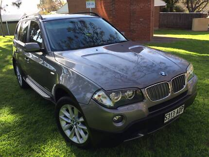 2009 BMW X3 Turbo Diesel Automatic SUV Panoramic Glass Roof