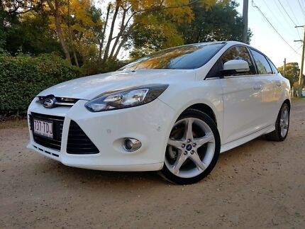 2012 Ford Focus Sedan/Rego/Auto/RWC/WARRANTY Available