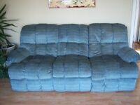 Ensemble de salon divan et fauteuil Berkline