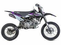 Stomp Z3 160 pit bike