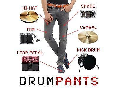 Die Schlagzeughose