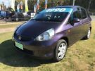 2007 Honda Jazz MY06 GLi Purple 5 Speed Manual Hatchback