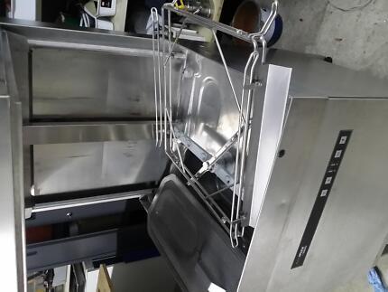 Dishwasher hobart ecomax 602-90