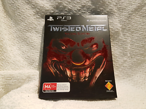 PS3  Twisted Metal special edition Beechboro Swan Area Preview