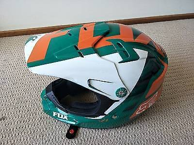 Motorbike helmet child's
