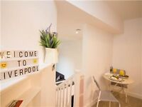 One Bedroom Apartment for short stay Liverpool. Fully serviced