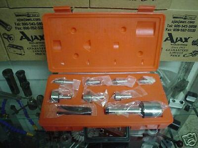 7pc Multi-shape Lathe Live Center Set Morse Taper 2