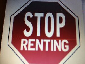***** Stop Paying Rent *****