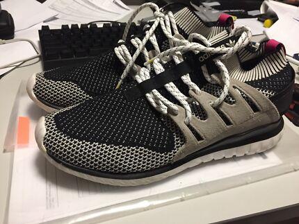 Tubular nova adidas pink primeknit pk size 10 US