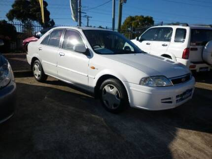 2002 Ford Laser Sedan Lxi North St Marys Penrith Area Preview