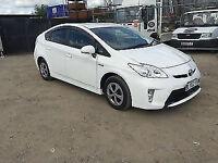 Toyota Toyota Prius 1.8 VVT-i Hybrid 1.8 2013/62 FREE WARRANTY