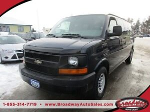 2009 Chevrolet Express `GREAT VALUE`PEOPLE MOVING LT MODEL 15 PA
