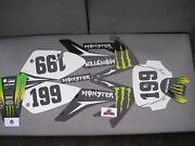 Pit Bike Graphics