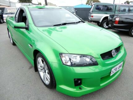 2008 Holden Ute VE SV6 Atomic 5 Speed Sports Automatic Utility Enfield Port Adelaide Area Preview