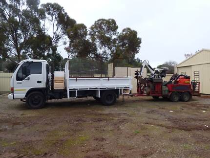 Mini Earthmoving package for Sale - Urgent Sale Angle Vale Playford Area Preview