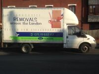 Man and Van, Removals across the London, the cheapest price and professional service.