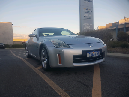 Nissan 350Z 2006 Track Edition Manual Perth Perth City Area Preview
