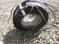 1/2IN BIG COIL POLYESTER STRAPPING, FOR WOOD OR LOADS STRAPPING
