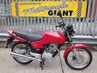 Honda CG 125-4