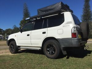 2002 Toyota LandCruiser Prado Byron Bay Byron Area Preview