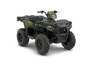 2018 Polaris Sportsman 570 Sage Green