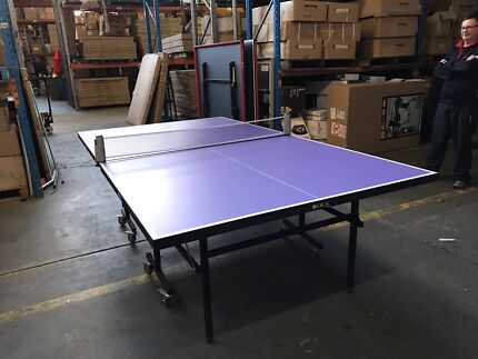 Alliance Haze Table Tennis Table