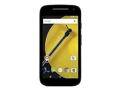 Motorola MOTO E - 8GB - Black (Sprint) Smartphone