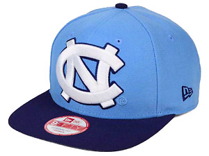 Brand new North Carolina 9fifty new era hat/cap