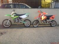 Wanted Kx 65 or Ktm 65
