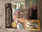 Lord of The Rings Figures Eaglemoss